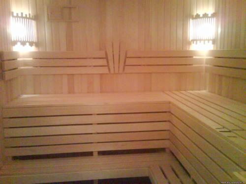 Как сделать пологи в баня